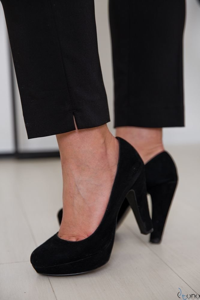 Spodnie SHILOW Plus Size Wzór 3