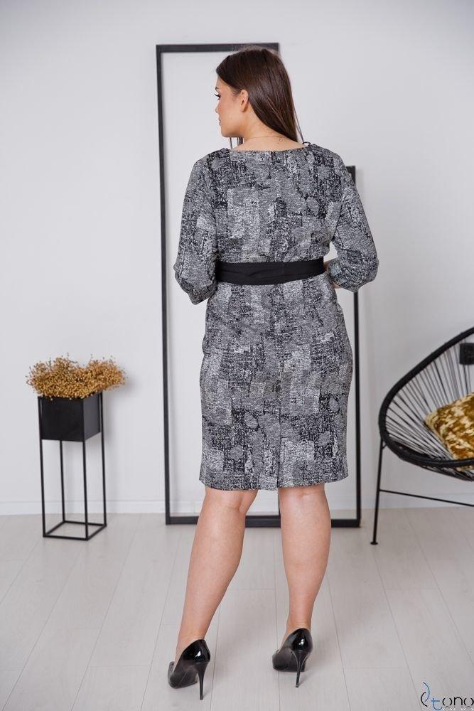 Sukienka LARIZ Plus Size Wzór 5