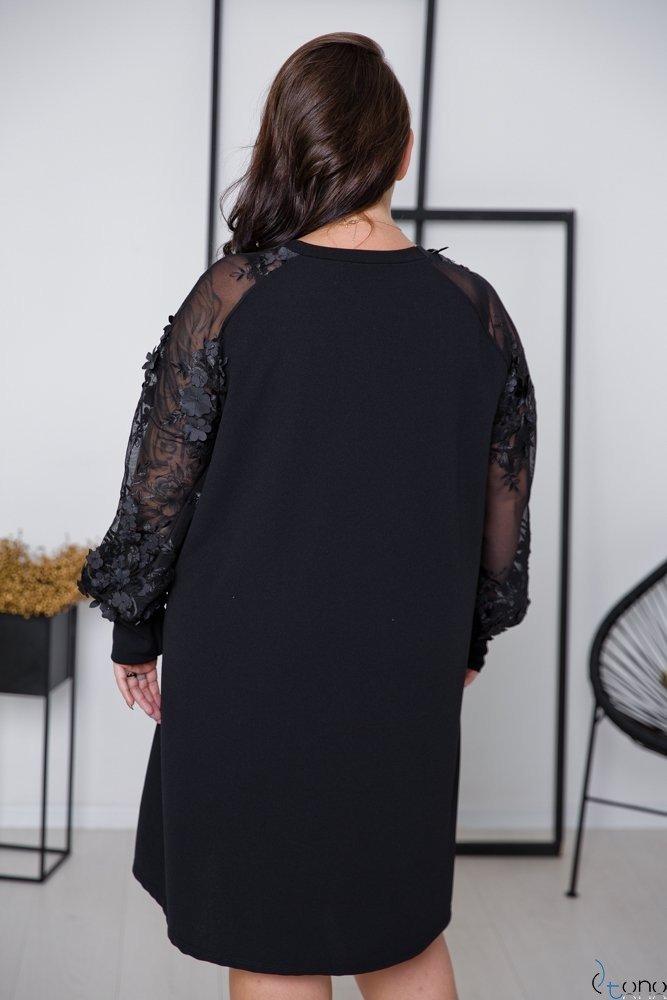 Sukienka REGLAS Plus Size Wzór 1
