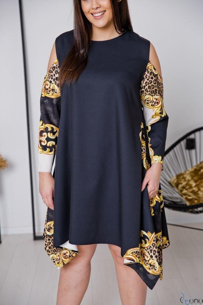 Sukienka VIRAGO Plus Size Wzór 14