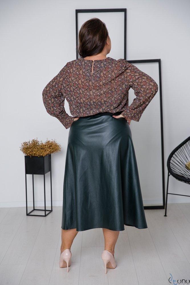 Spódnica CANTIA Plus Size Wzór 5